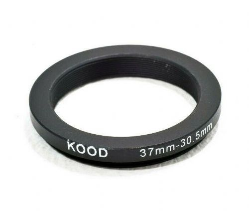 Kood Stepping Ring 37mm - 30.5mm Step Down Ring 37-30.5mm 37mm to 30.5mm Ring